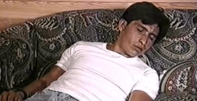 claudio pastene en estado de hipnosis